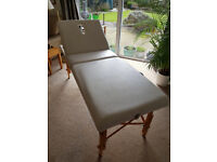High quality, large, sturdy massage table