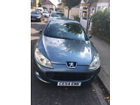 Peugeot 407 HDi in Excellent Condition