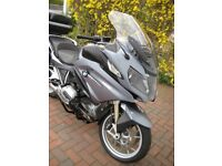 BMW R 1200 RT LE - 2014 - VERY LOW MILEAGE - MINT CONDITION