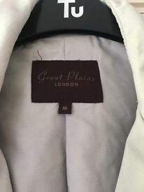 Ladies medium great plain jacket