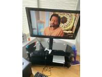 Samsung tv 47inch with Stand