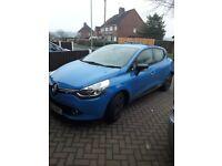 Renault clio dynamique 1.2L sky blue