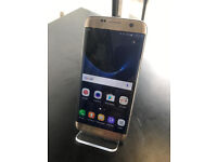 SAMSUNG S7 EDGE 32GB AS NEW CONDTION UNLOCKED WITH RECEIPT AND WARRANTY