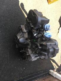 Aprilia RSV Gen 1 Engine