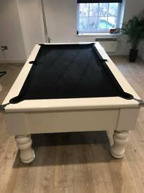 Stunning pool table