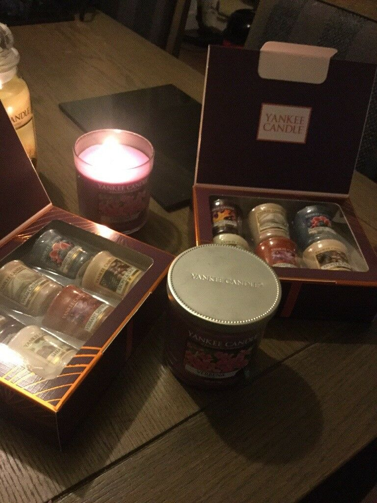 Yankee Candle 3 Piece Valentines Gift Set In Bournemouth