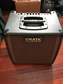 Crate CA15U Acoustic Guitar Amp Amplifier