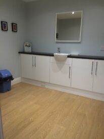Consulting/treatment room available in busy established podiatry/ chiropractic business