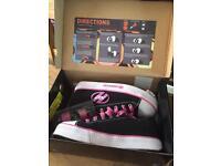 Brand new boxed Heelys size 4