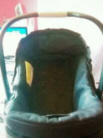 Car seat for new born