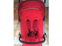 Quinny Buzz Pram with Carrycot and loads of extras