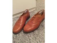 White Stuff Brown Brogues
