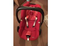 ICandy Strawberry Pushchair and Car Seat