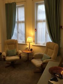 Affordable Harley Street therapy room to rent