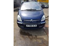 FOR SALE 2006 CITROEN XSARA PICASSO EXCL AUTO ONLY 39520 MILE