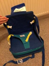 Travel booster/high chair