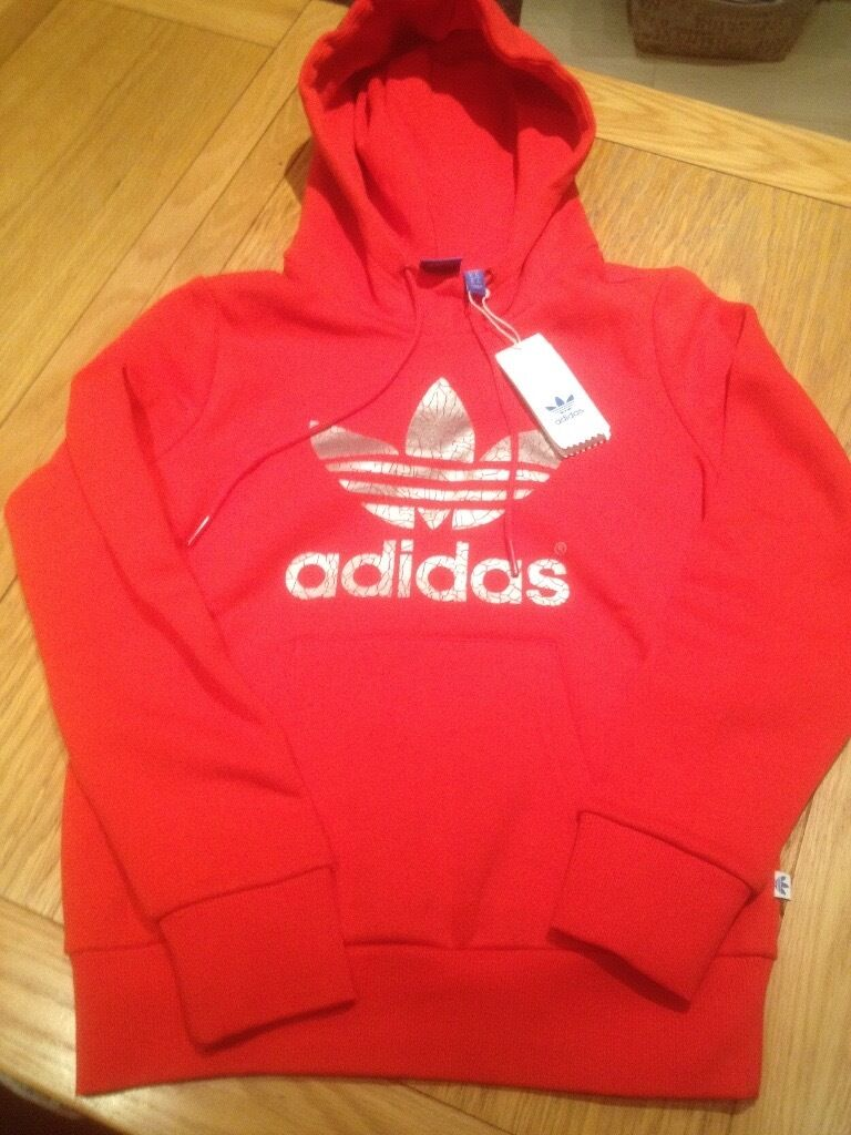 Adidas hoodiein East End, GlasgowGumtree - Adidas Hoodie female medium size 8 brand new with tags,original Adidas never been worn unwanted gift £30 ono