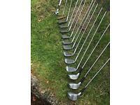 Golf clubs - complete set Dunlop Powermax