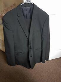 Black Men's Suit (Burton)