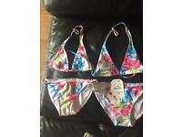 Girls Bikini x 2 from Zara. New with tags