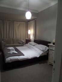 Large Double Room to Rent East Cliff Bournemouth Suit Executive Student £115 per week