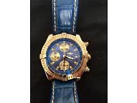 Men's Breitling Chronomat Evolution ETA7750 watch