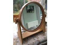 Dressing table mirrors table top mirrors