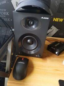 Alesis monitorring speakers