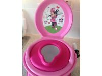 Minnie Mouse 3in1 potty