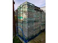 empty boxes for free to pallets full