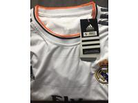 Brand new Adidas Real Madrid Sport T-Shirt
