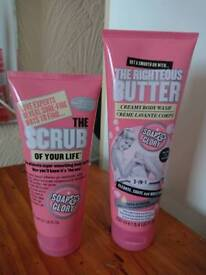 Soap and glory products New