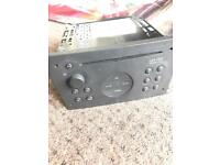 Vauxhall Corsa Original Car CD Player