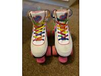 Rio roller boots size 4