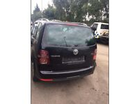 VOLKSWAGEN TOURAN 2.O BKD TDI 2006 BREAKING FOR SPARES TEL 07814971951 HAVE FEW IN STOCK