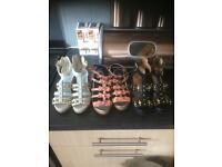 River island shoes job lot