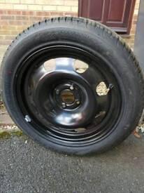 Brand new michelin tyre