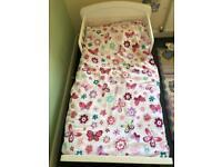 East Coast Nursery Junior Bed 140x70 with mattress