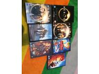 3 Disney dvds and other