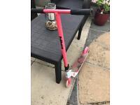 Jdbug pink scooter