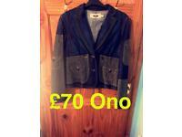 Genuine Moshino denim jacket
