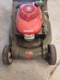 Honda lawnmower spares or repair