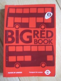 Big Red Book for Bus Drivers
