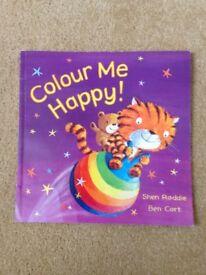 Colour Me Happy! by Shen Roddie