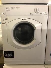 TODAYS SPECIAL IMMACULATE 7KG B RATED VENTED DRYER
