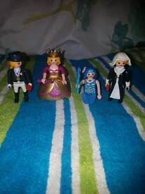 Playmobil Characters