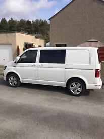 VW T5 Combi Van