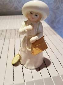 """Royal Doulton Figurine """"Almost Grown"""""""