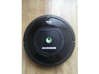Roomba 770 robotic hoover vacuum cleaner