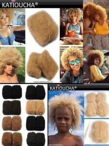 BEST AFRO KINKY CURLY BULK HAIR at the BEST PRICE!!! 100% HUMAN VIRGIN AFRICAN HAIR / Ideal for locs, dreadlocks
